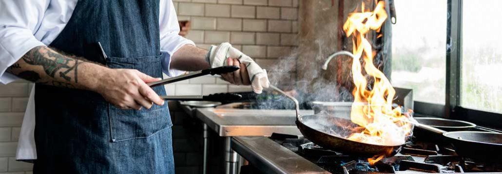 Eliminación de Olores en Cocinas